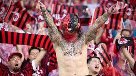 Posila AC Milán zdraví fanoušky