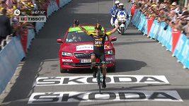 Roglič ovládl 17. etapu Tour