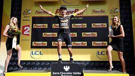 Roglič vybojoval etapové vítězství na Tour