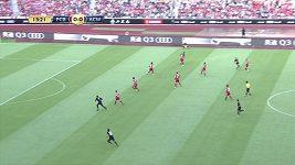 Sestřih utkání AC Milán - Bayern