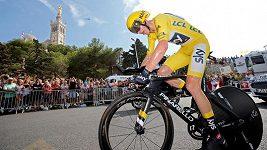 Froome si pohlídal v časovce triumf na Tour