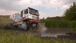 Martin Kolomý a jeho putování Rallye Hedvábná stezka
