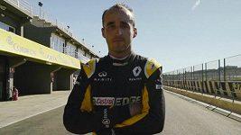 Kubica bude testovat Renault v Maďarsku