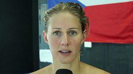 Moravčíková po semifinále na 200 m