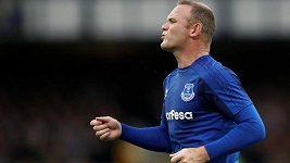 Útočník Evertonu Wayne Rooney a jeho comeback