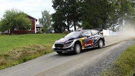 Sestřih 1. etapy Finské rallye