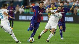 Barcelona vyhrála v zámoří prestižní bitvu s Realem Madrid