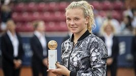 Siniaková ve finále v Bastadu porazila Wozniackou