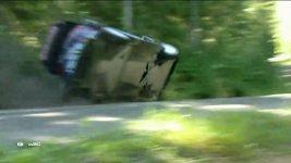 Havárie na Finské rallye