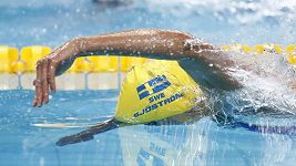 Sjöströmová zaplavala další rekord