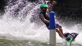 Jakub Kornfeil na vodě