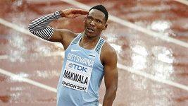 Isaac Makwala a jeho osamělý boj