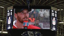 Hokejová rozlučka Martina Havláta