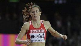 Zuzana Hejnová byla po finále běhu na 400 metrů překážek na MS v Londýně hodně zklamaná.