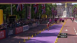 MS Londýn, závod chodců na 50 kilometrů