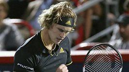 Zverev si poradil i s Federerem
