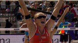 Kolocová s Kvapilovou postoupily do semifinále ME