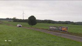 Německou rallye vyhrál Tänak