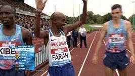 Mo Farah si podmanil Birmingham