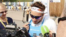 Martin Fuksa po nedělním závodě