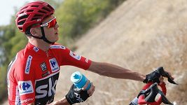 Froome poprvé v sezóně vyhrál etapu na Grand Tour
