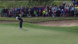 Jihoafrický golfista Haydn Porteous ovládl Czech Masters