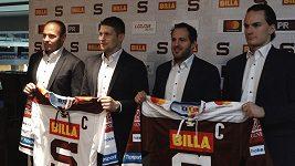 Hokejová Sparta na startu nové sezóny