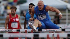 Svoboda v Kutné Hoře zaběhl nový český rekord na 110 m překážek