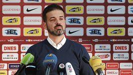 Andrea Stramaccioni před derby