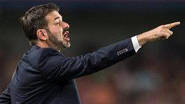 Sparťanský kouč Stramaccioni po derby