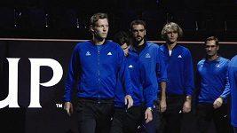 Tomáš Berdych vstoupí do Laver Cupu čtyřhrou s Nadalem