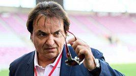 Vlastník švýcarského fotbalového klubu napadl televizního reportéra