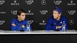 První ztráta Evropy. Berdych s Nadalem prohráli čtyřhru.