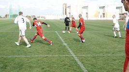 Walking football neboli fotbal v chůzi