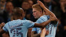 Liga mistrů: Manchester City - Šachtar