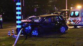 Nehoda kanonýra Manchesteru City