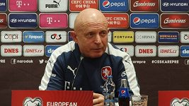 Čeští fotbalisté uzavřou kvalifikaci duelem se San Marinem