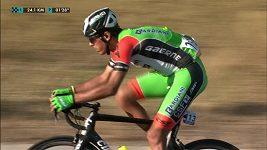 Irský cyklista Sam Bennet vyhrál i druhou etapu závodu Kolem Turecka