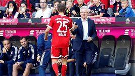 Heynckes se na lavičku Bayernu vrátil ve velkém stylu