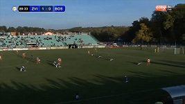 Protest hráčů v bosenské lize