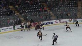 Neférová bitka v QMJHL