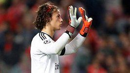 Sestřih zápasu Benfica - Manchester United