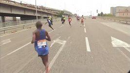 Neuvěřitelná chyba organizátorů při maratónu v Benátkách