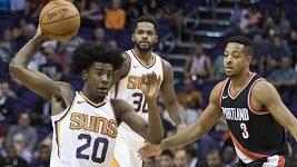Mladík v NBA ukázal výhružné gesto