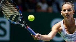 Karolína Plíšková prohrála semifinále Turnaje mistryň