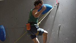 Adam Ondra na MČR v lezení na obtížnost
