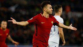 Sestřih zápasu AS Řím - Chelsea