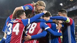 Sestřih zápasu Basilej - CSKA