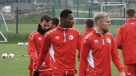 Slavia před zápasem Evropské ligy s Villarealem