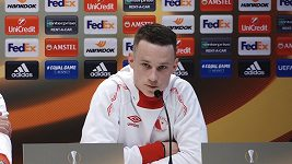 Proti Villarealu doufá Slavia v bodový zisk 2